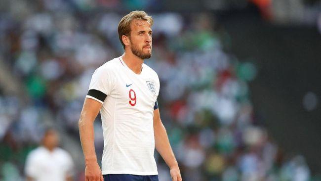 Kane Calon Top Skor Piala Dunia Tanpa Gelar Juara