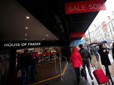 House of Fraser Inggris Tutup 31 Toko, 6.000 Pekerja Terancam