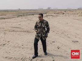 Anies Bentuk Tim Khusus Pengelolaan Pesisir Jakarta