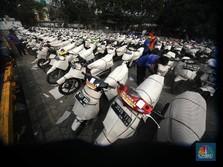 Belum Ada Titik Terang, Penjualan Sepeda Motor Masih Lesu