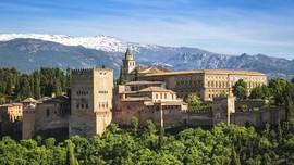 Masjid Granada, Bukti Sebaran Islam di Negara Matador