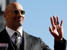 Dwayne 'The Rock' Johnson, Istri & Anak Positif Corona