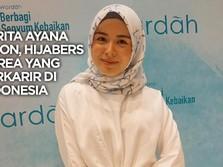 VIDEO: Cerita Ayana Moon, Hijabers Asal Korea