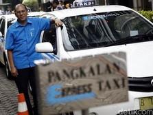Peremajaan Armada, Taksi Express Kini Gunakan Mobil Wuling