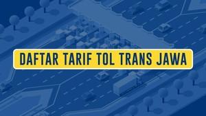 Daftar Tarif Tol Trans Jawa, Jakarta-Surabaya Rp351 Ribu