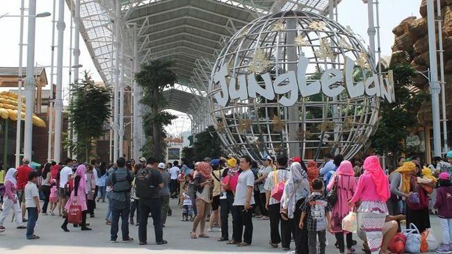 BBKP JGLE BBRI Gaji & THR Belum Dibayar, Jungle Land Negosiasi Utang Rp472 M