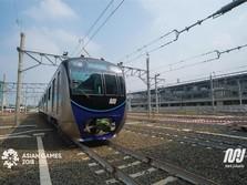 Saat Asian Games, Baru Dua Stasiun LRT yang Beroperasi