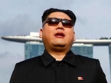 Kim Jong Un Palsu Sempat Ditahan di Bandara Singapura
