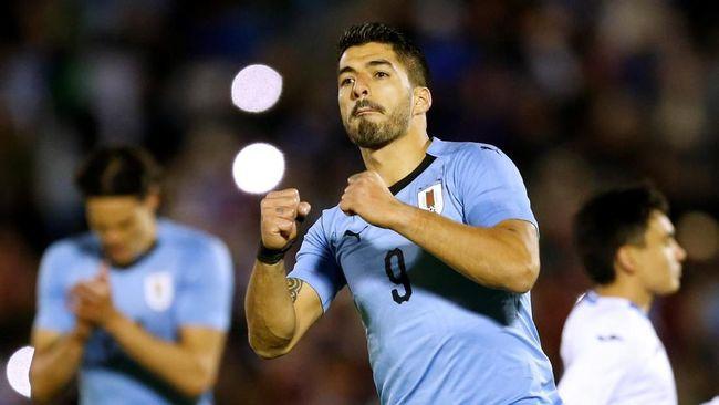 Prediksi Timnas Mesir vs Uruguay di Piala Dunia 2018