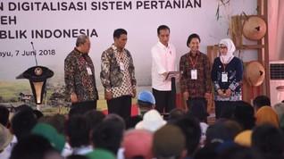 9 Kabupaten di Jabar Kembangkan Digitalisasi Pertanian