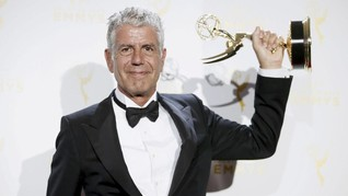 Program Televisi Anthony Bourdain Bakal Jadi Mata Kuliah