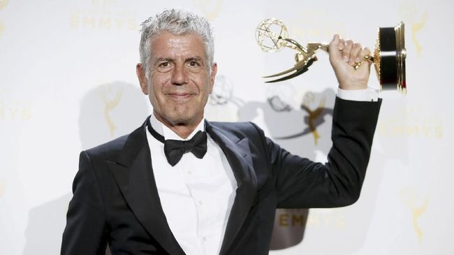 5 Destinasi Wisata Favorit Anthony Bourdain