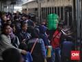 KAI Perpanjang Operasi Kereta Tambahan Lebaran Hingga 1 Juli