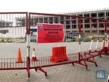 Disegel Anies, Pulau Reklamasi D Bagai Kuburan Beton