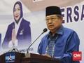 SBY Bandingkan Suara Demokrat dengan PDIP-Gerindra di 2019