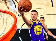 Warriors Calon Kuat Juara NBA, Berapa Besar Uang Hadiahnya?