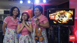 'Jadi Wanita', Persembahan NonaRia untuk Wanita