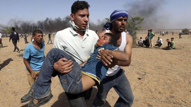 Aktivis HAM Sebut Israel Lakukan Kejahatan Perang