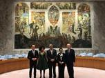 Jadi Dewan Keamanan PBB, RI Lawan Teroris & Radikalisme