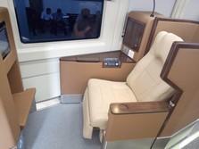 Layani Pemudik, Ini Fasilitas & Jadwal Kereta First Class