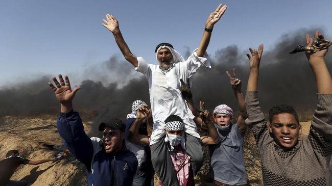 RI Sponsori Resolusi PBB yang Kecam Israel Lindungi Palestina