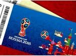 Berapa Banyak WNI yang Nonton Piala Dunia Langsung di Rusia?