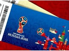 Ribetnya Penjualan Tiket Piala Dunia 2018