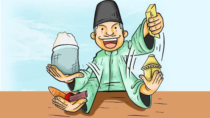 Jangan Keliru, Begini Cara Hitung dan Bayar Zakat di Ramadan
