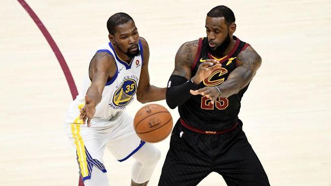 LeBron James Resmi Gabung Los Angeles Lakers