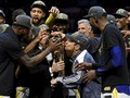 FOTO: Golden State Warriors Raih Gelar Keenam NBA