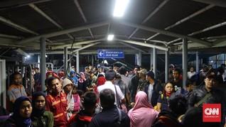 ASDP Merak Seberangkan 682 Ribu Penumpang dalam 5 Hari