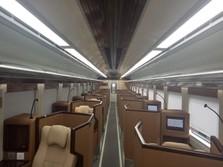 Dijual Promo Rp 900.000, Tiket Kereta First Class Laris Manis