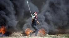 Israel Bebaskan Tahanan Palestina Setelah Dia Buta