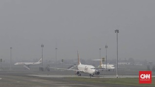 Pesawat Boeing Masuk Kandang, Garuda dan Lion Merugi