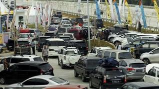 Rest Area Sumber Kemacetan karena Jadi Titik Temu Pemudik
