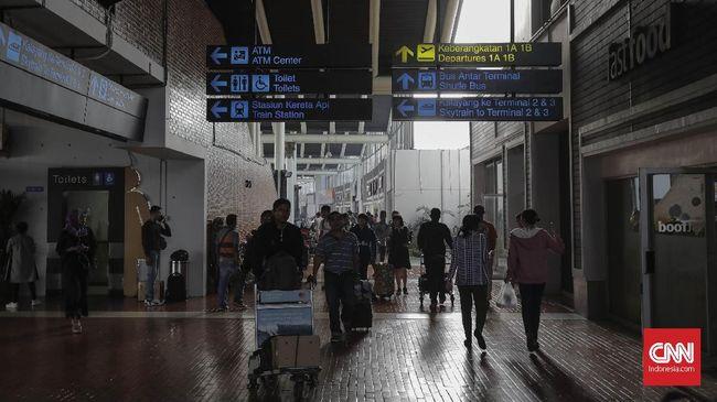 Airnav: Frekuensi Penerbangan Turun 15 Persen