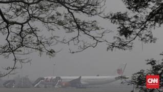 Arus Mudik, Ketepatan Waktu Maskapai Penerbangan 77,43 Persen