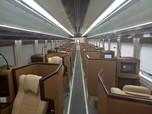 Ini Dia Penampakan Kereta First Class Bertarif Rp 1 Juta