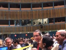 Pernyataan Menlu Usai RI Didapuk Jadi Dewan Keamanan PBB