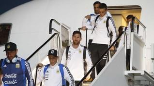 Sampaoli: Skuat Timnas Argentina Tutupi Kecemerlangan Messi