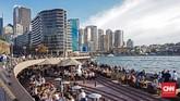 Festival tersebut dipusatkan di kawasan Circular Quay dan Pelabuhan Sydney. Ditargetkan jutaan turis berkunjung ke Kota Dermaga itu ketika Vivid Sydney digelar mulai 25 Mei sampai 16 Juni 2018.