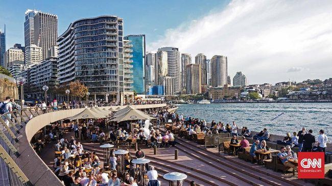 'Sunset' dan Kebersamaan di Sydney