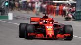 Sebastian Vettel Pole Position di F1 GP Kanada