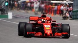 Penutup Drainase Hilang, Latihan Bebas Pertama F1 Batal