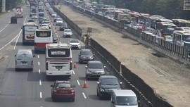 Tol Jakarta-Cikampek Padat, Contraflow Diperpanjang 32 KM