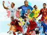 10 Negara dengan Skuad Termahal di Piala Dunia 2018