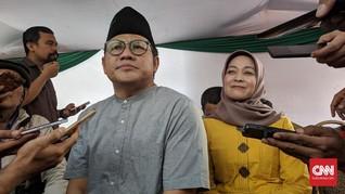 Cak Imin Soal Kritik Amien: Banyak Hal Yang Dilakukan Jokowi
