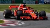 Vettel Raih Pole di GP Kanada Usai Kalahkan Hamilton