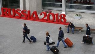 Khawatir Terorisme, Warga Amerika Diimbau Tak ke Piala Dunia