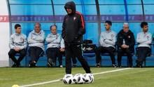 Pelatih Portugal Bantah Hanya Mengandalkan Cristiano Ronaldo